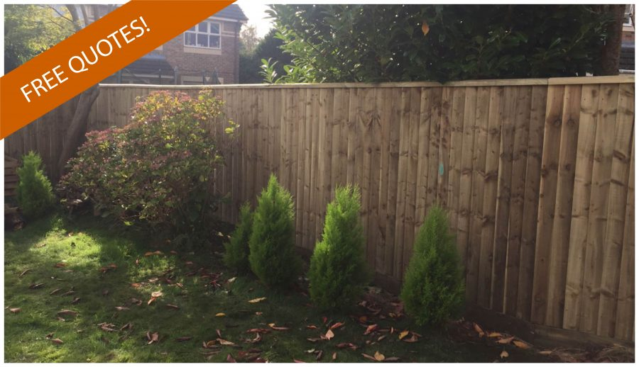 Free quotes for fences
